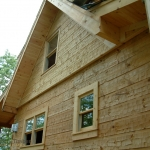 Dovetail Hand Hewn