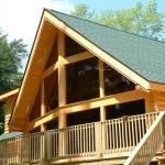 Ft. Loudon Log Home