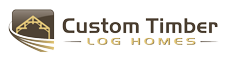 Custom Timber Log Homes Logo