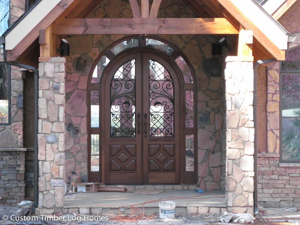 Double Front Door