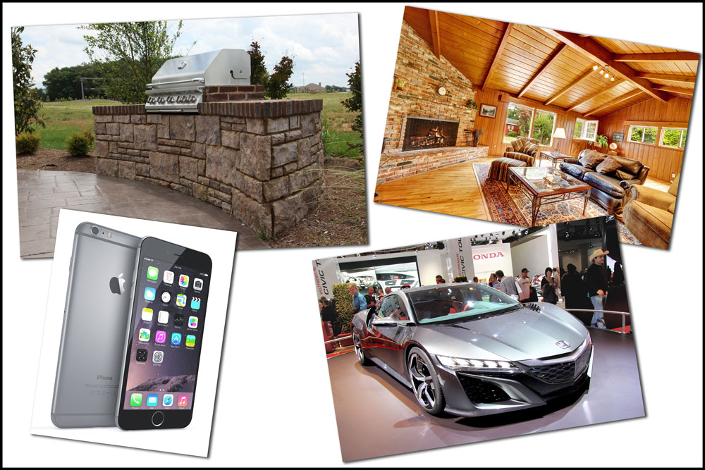 What to buy in October - Cars, gadgets, grills and living rooms